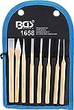 BGS 1658 | Splintentreiber-Satz | 150 mm | inkl. Meißel + Körner | 8-tlg.