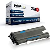 Print-Klex Tonerkartusche kompatibel für Brother DCP7030 DCP7040 DCP7045N HL2140 HL2150N HL2170N HL2170W MFC7320 TN2120 TN-2120 XXL 5.200 Seiten Black