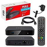 MAG 420w1 Original Infomir & HB-DIGITAL 4K IPTV Set TOP Box Multimedia Player Internet TV IP...