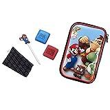 BigBen Offizielles Nintendo New 2DS XL / 3DS XL / 3DS XL - Zubehör-Set Official Essential Mario...