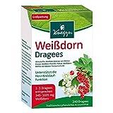 KNEIPP Weißdorn Dragees 240 St Überzogene Tabletten