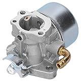 Hoseten Aluminium Vergaser, Vergaser, Vergaser, langlebiges Vergaser-Kit, hohe Qualität Praktisch für 206 5,5 PS Motorfräse Intek