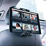 Lamicall Tablet Halterung Auto, Universal Tablet Halterung - KFZ-Kopfstützen Halter für 2020 iPad...