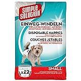 Simple Solution Hunde Windeln S