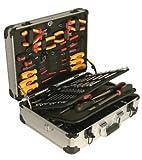 VINTEC VT 121 Werkzeugkoffer mit 121 Werkzeug - Teile