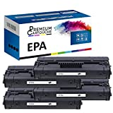 PREMIUM CARTOUCHE - x4 Toners - EPA (C3906) (Schwarz) - Kompatibel für Canon LBP 460 465 660 AX 210 220 320 310 320 PRO 220 PRO 460 Series I-Sensys L