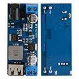 DAUERHAFT Spannungswandler Maximale Leistung30W Einfacher und praktischer USB-Ausgangsanschluss...