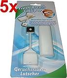 Geruchskiller Lutscher weiß / Atemerfrischer / beseitigt Mundgeruch (5)