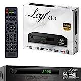 Leyf Sat Receiver PVR Aufnahmefunktion Digitaler Satelliten Receiver- (HDTV, DVB-S /DVB-S2, HDMI,...
