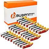Bubprint Kompatibel Druckerpatronen als Ersatz für Canon PGI-550 CLI-551 XL für Pixma IP7200 IP7250 IX6850 IP8750 MG5450 MG5550 MG5650 MG6350 MG6450 MG6650 MG7150 MG7550 MX725 MX920 MX925 30er-Pack