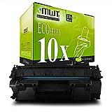 10x MWT Toner für Canon Lasershot LBP 3200 3240 ersetzt 8489A002 Schwarz Black