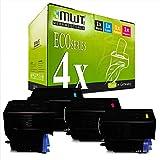 4X MWT Toner für Canon IR-C 2380 2550 2880 3080 3380 3480 3580 V Ne i 2 ersetzt C-EXV 21