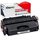 Kingway CE505X CF280X Tonerkartuschen kompatibel mit HP Laserjet pro 400, M425dn, M425dw, HP Laser Jet P2050, P2055, P2055D, P2055DN, P2055X, Canon LBP 6300, LBP 6650