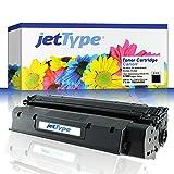 jetType Toner ersetzt Canon FX-8 / 7833A002 für PC-D340 / PC-D320, schwarz, 3.500 Seiten