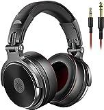 OneOdio Over Ear Kopfhörer mit Kabel, HiFi Studiokopfhörer mit Hi-Res, 50mm Treiber, Share-Port,...