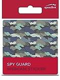 Speedlink SPY Guard Webcam Aufkleber 6er Set - Webcam-Sticker - Camo