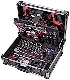 Kraftwerktools 3949 Werkzeugkoffer, 264 Teile, professionell, kw/Bosch