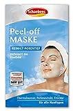 Schaebens Peel-Off Maske, 10er Pack (10 x 15 ml)