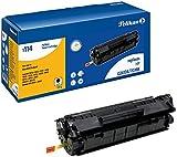 Pelikan Toner ersetzt HP Q2612A (passend für Drucker HP LJ 1010/1012/1015, 3015/3020/3030, Canon LBP-2900/ 3000)