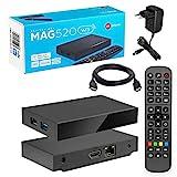MAG 520w3 Original Infomir & HB-DIGITAL 4K IPTV Set TOP Box Multimedia Player Internet TV IP...
