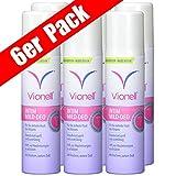 Vionell Intim Mild-Deo, 6er Pack (6 x 150 ml)