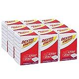 Dextro Energy Traubenzucker mit Cranberry Geschmack   9 Packungen (9 x 46g) mit je 8 Traubenzucker Würfel   Dextro Würfel im Vorratspack