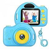 Kinder Digital Kamera Spielzeug Kleinkind Kamera Geschenke Videorecorder Stoßfest 2 Zoll...