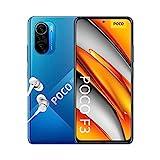 POCO F3 5G Smartphone + Kopfhörer (16,94cm (6,67') AMOLED Display 120Hz, 6GB+128GB Speicher, 48MP...