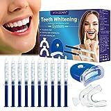 Teeth Whitening Kit,Zahnbleaching Gel,Zahnaufhellung Set,All in One Bundle für Zahnaufhellung & weiße Zähne|Zahn Bleaching Set,home bleaching für weiße Zähne