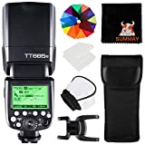 Godox TT685N TTL Blitzgerät für Nikon Kameras 2.4G Wireless 1/8000 HSS GN60 Kamera Blitz Speedlite