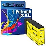 Tito-Express PlatinumSerie 1x Patrone XXL kompatibel mit Canon PGI-1500 XL Yellow  Geeignet für Canon Maxify MB-2000 MB-2050 MB-2100 MB-2150 MB-2155 MB-2300 MB-2350 MB-2700 MB-2750 MB-2755