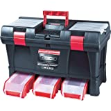 Patrol Group Werkzeugkiste Werkzeugkasten Werkzeugbox Stuff Module Semi Profi-20 inklusiv Kleinteilemagazin