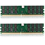 Tutoy 8GB 2X4GB DDR2 800MHz PC2-6400 240 Pins Desktop PC Memory AMD Motherboard Computer Memory