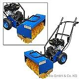 S-65 Benzin-Kehrmaschine in blau