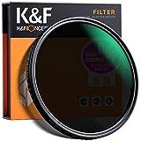 ND Filter ND2-ND32 K&F Concept Nano Slim Variabler ND Filter Graufilter 77mm Variabler...