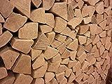 Premium Brennholz BUCHE nahezu ohne Rinde Kaminholz 30Kg