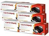 Cartridgex 6X Kompatible Toner Cartridge Ersatz für Canon PC-921 PC-940 PC-945 PC-950 PC-980 PC-981 E30