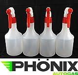 Phoenix Handsprüher Pumpsprüher Pumpsprühflasche Blumensprüher 500ml leer (4)