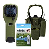 Thermacell Camper-Kit Mückenabwehr, Olive, Holster, + 4 einzelne Nachfüller