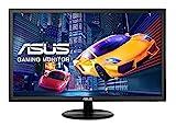 ASUS VP228HE 21,5-Zoll-FHD (1920 x 1080) Gaming-Monitor, 1ms, HDMI, D-Sub, Blaues Licht,...