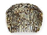 Elysee Haarkamm   Steckkamm 9 cm   Handgefertigt in Frankreich