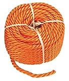 Connex B34083 Universalseil, 8 mm, 20 m, orange