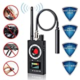 Wanzen Detektor RF Wireless, Wanzendetektor GPS Spy Finder Versteckte Kamera Laser für GSM Tracker...