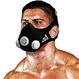 Training Mask Trainingshilfe Elevation Mas 2.0, schwarz, 70-110kg, 50-0151