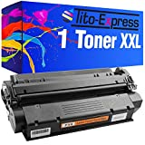 Tito-Express PlatinumSerie 1x Toner-Patrone XXL Schwarz für Canon FX-8 I-Sensys Fax L380 L380S L390 L400