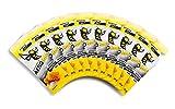 10 Pack Honey & Salt | AEROBEE Energy Gel | Natürliches Energie Gel für Ausdauersport | Schnelle und dauerhafte Energie | Sehr bekömmlich | 10 Gels x 26g