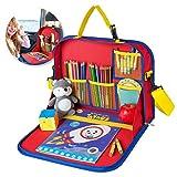 Autositz-Organizer, für KinderTischchen zum Spielen und Zeichnen, Aufbewahrungsbeutel,...