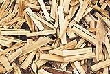 TNNature getrocknetes Anzündholz, Anmachholz und Brennholz aus Kiefer und Fichte   Holz aus nachhaltiger Forstwirtschaft  sofort einsetzbar   25 cm Länge (30)
