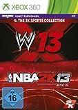 2K Sports Bundle (NBA 2K13 & WWE 13) - [Xbox 360]