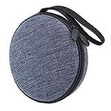 Tragbare robuste CD-Player-Tasche mit festem Tragegurt für die Aufbewahrung von Reisen Kompatibel...